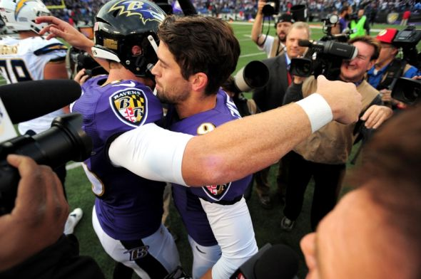 The Justin Tucker Contract Three Big Things