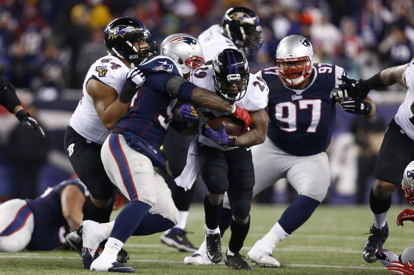 Kenneth Dixon, Baltimore Ravens running back, placed on IR ...