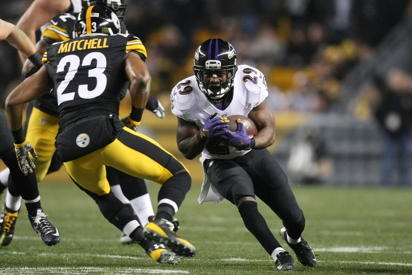 72f82a3d8 2015 Baltimore Ravens Depth Chart Projections  Running Back
