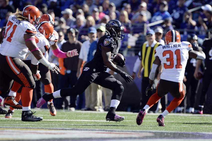 Ravens 5 Sleepers For Week 6 Page 2