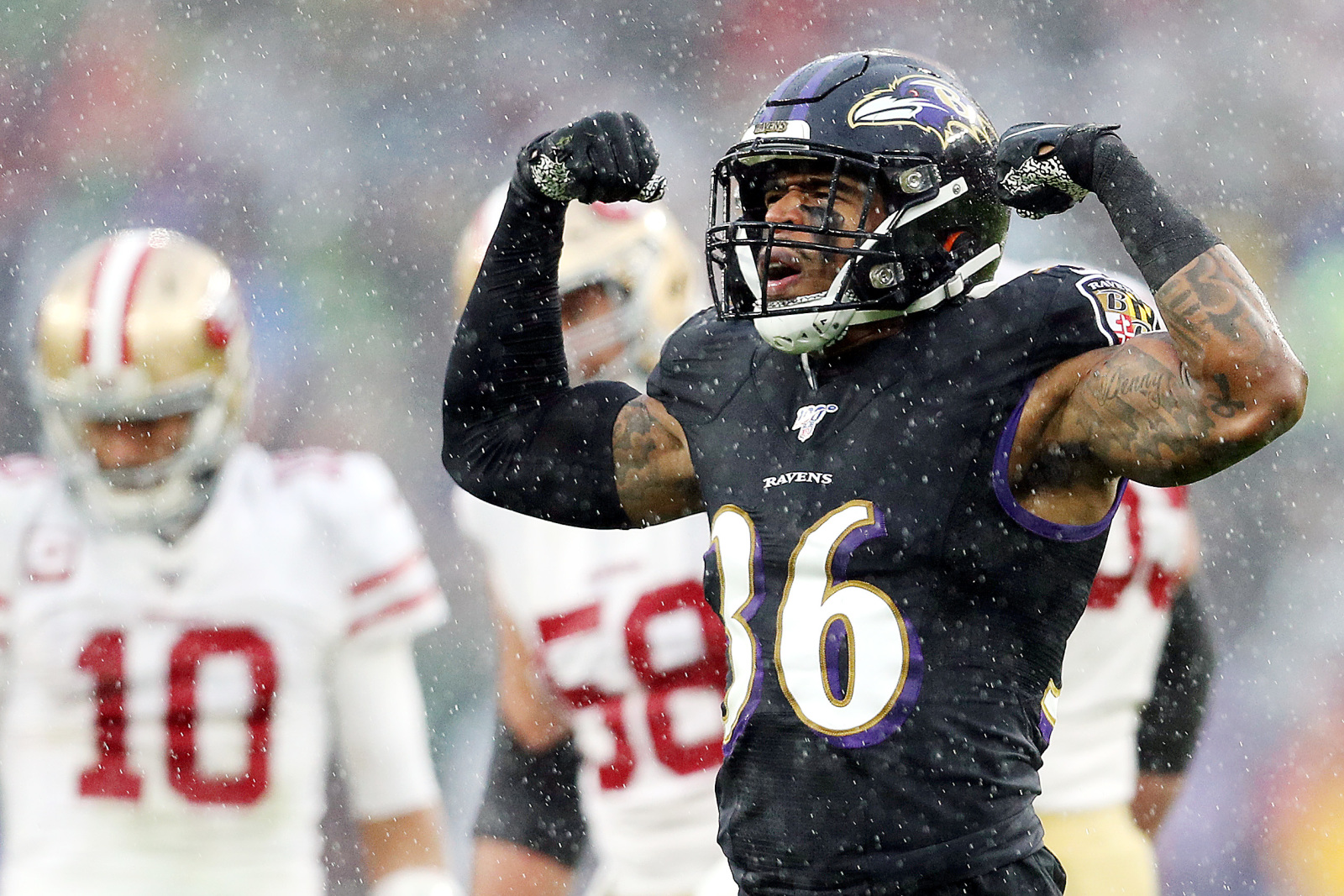 Baltimore Ravens: Chuck Clark growing into leadership role