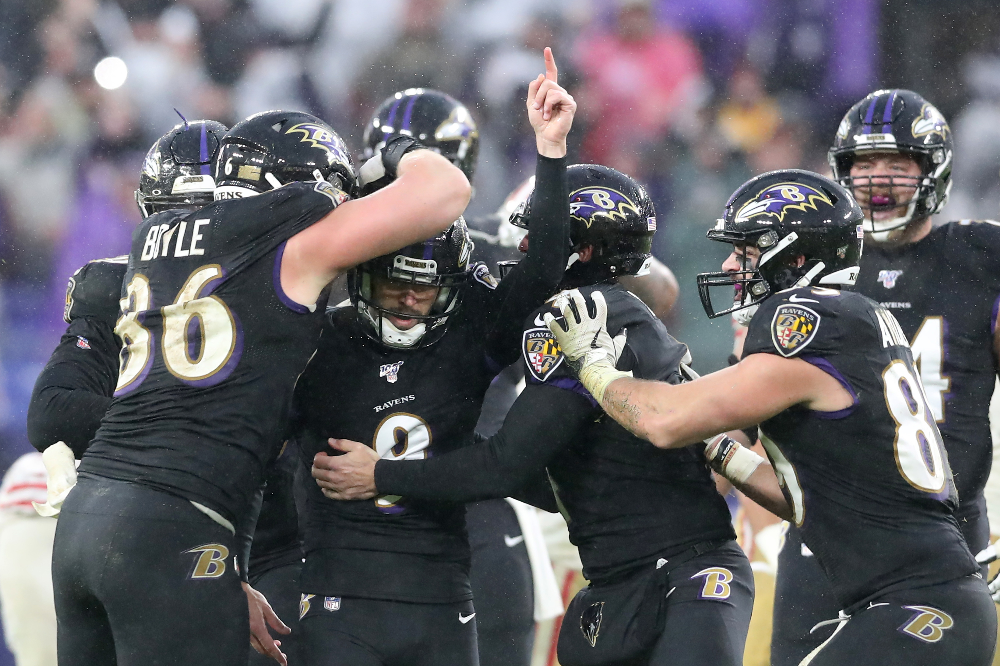 A Little Perspective On Justin Tucker And The 2020 Ravens