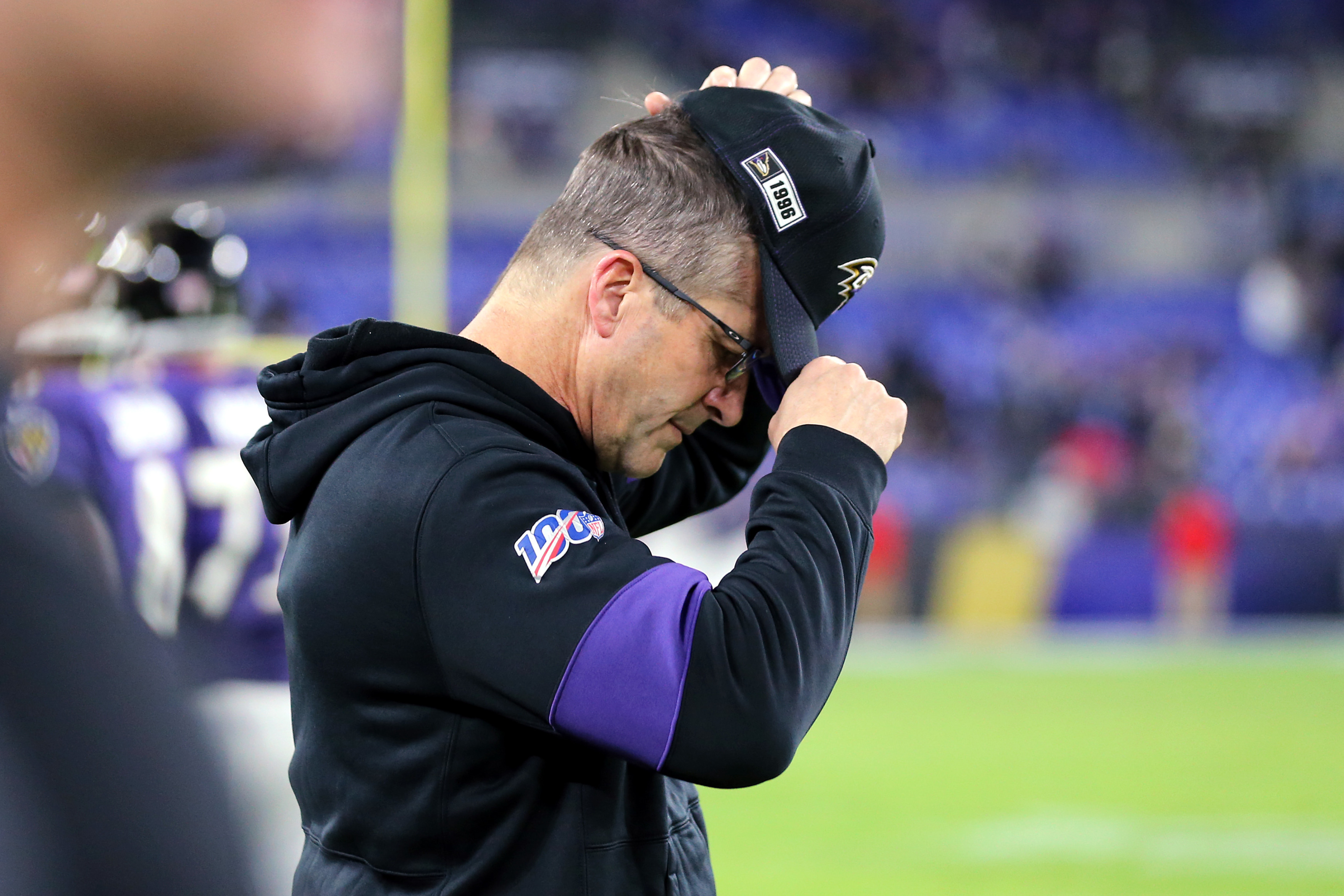 John Harbaugh should have a chip on his shoulder after playoff loss
