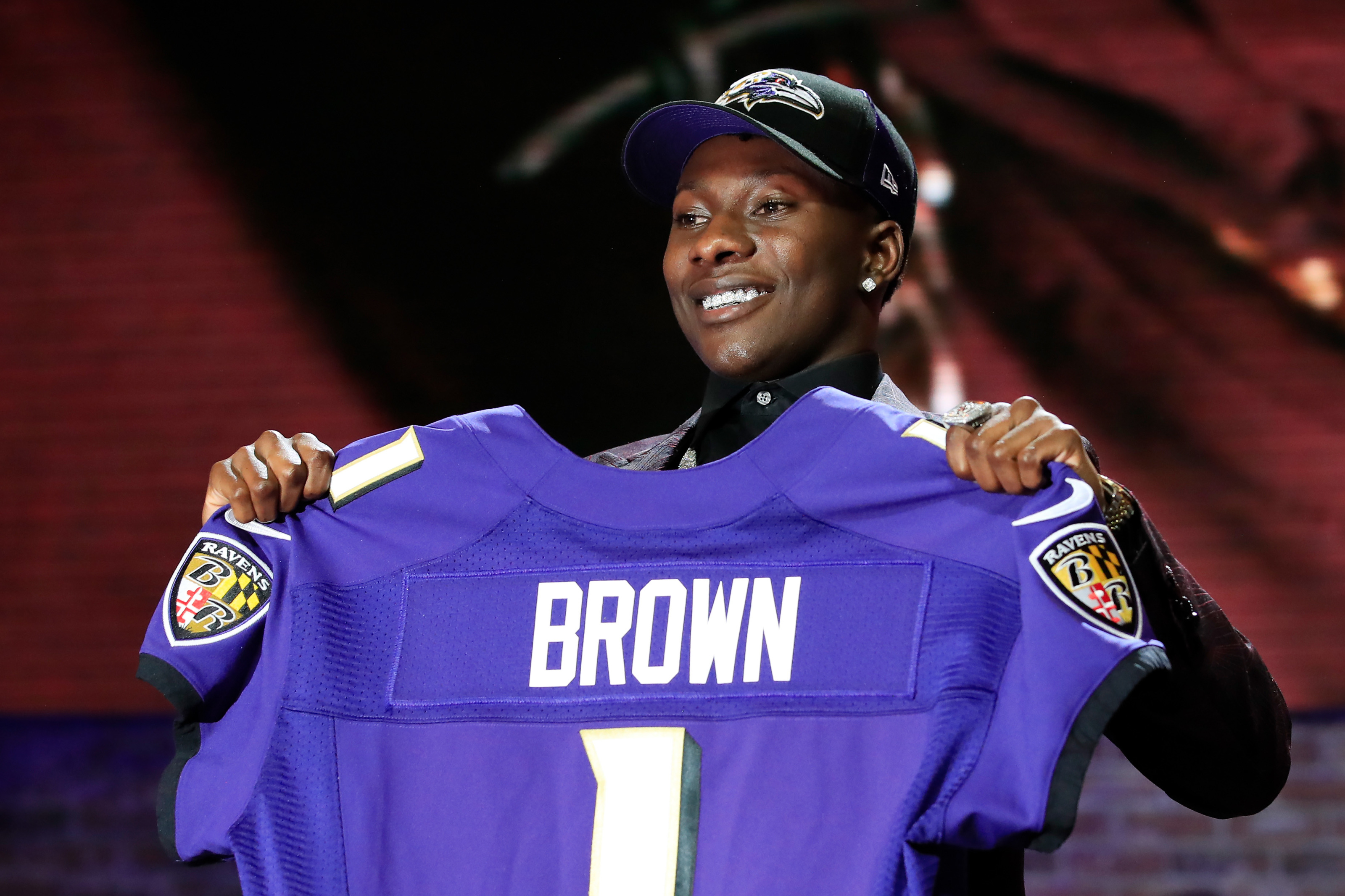 Marquise Brown drafted by Baltimore Ravens: 3 big things