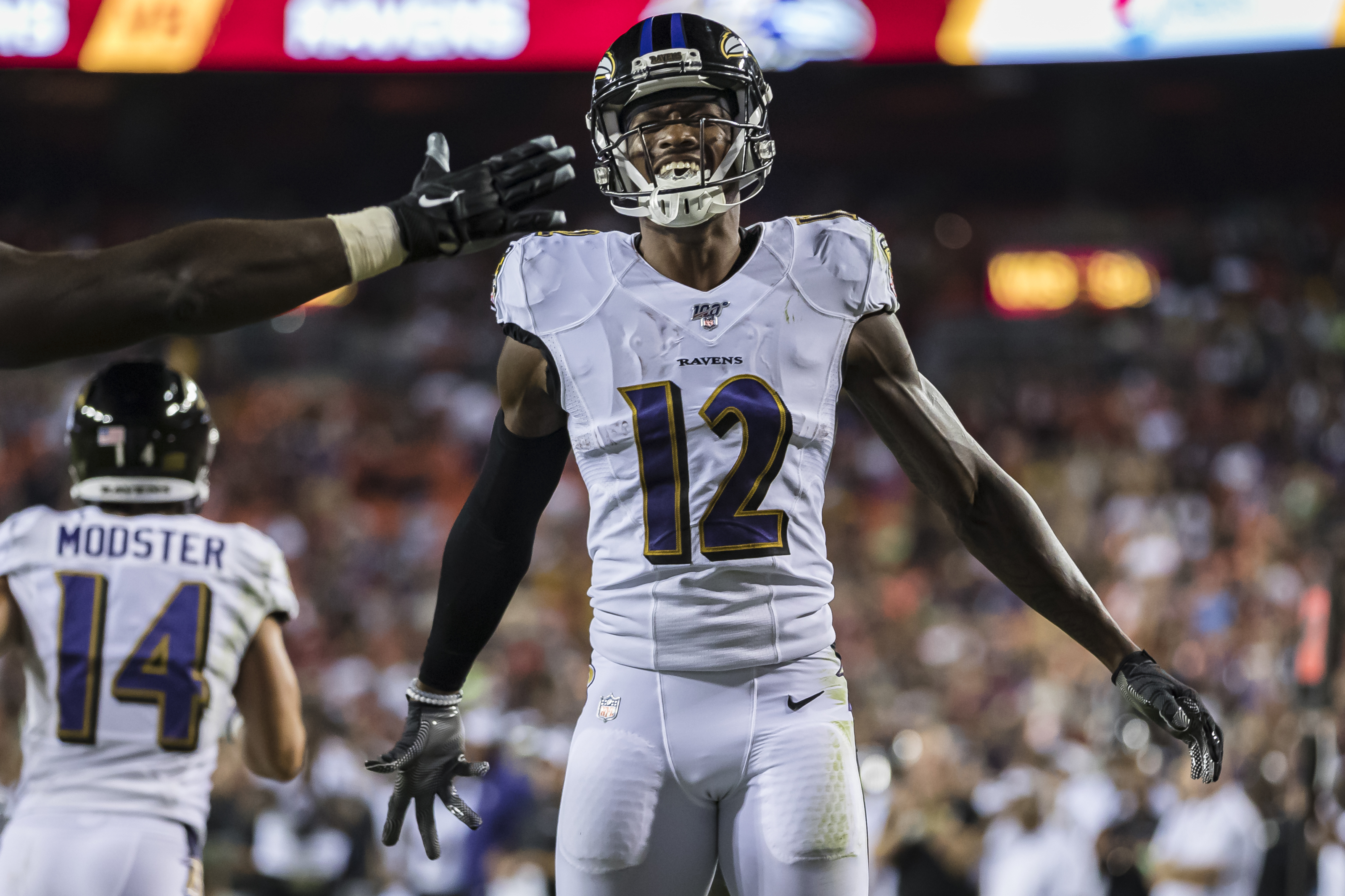 Baltimore Ravens training camp: Do not forget about Jaleel Scott