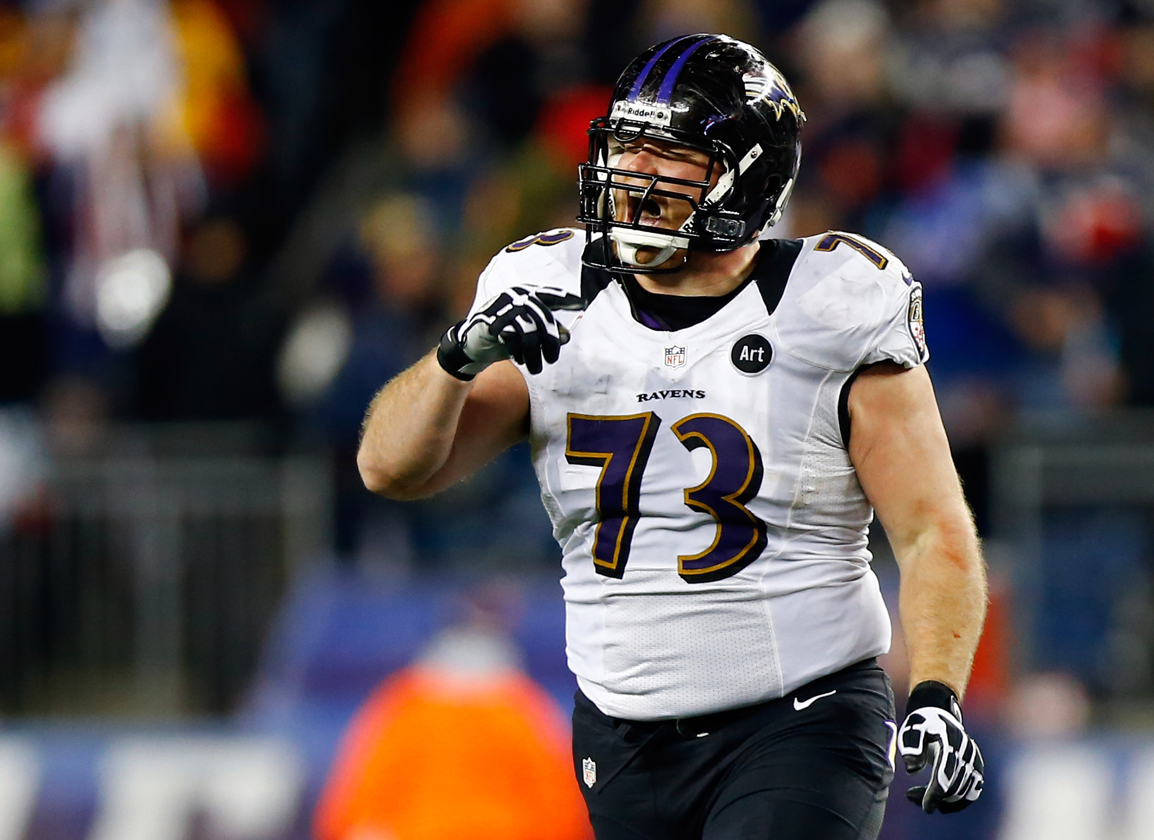 Why Ravens resigning Marshal Yanda is an awesome move
