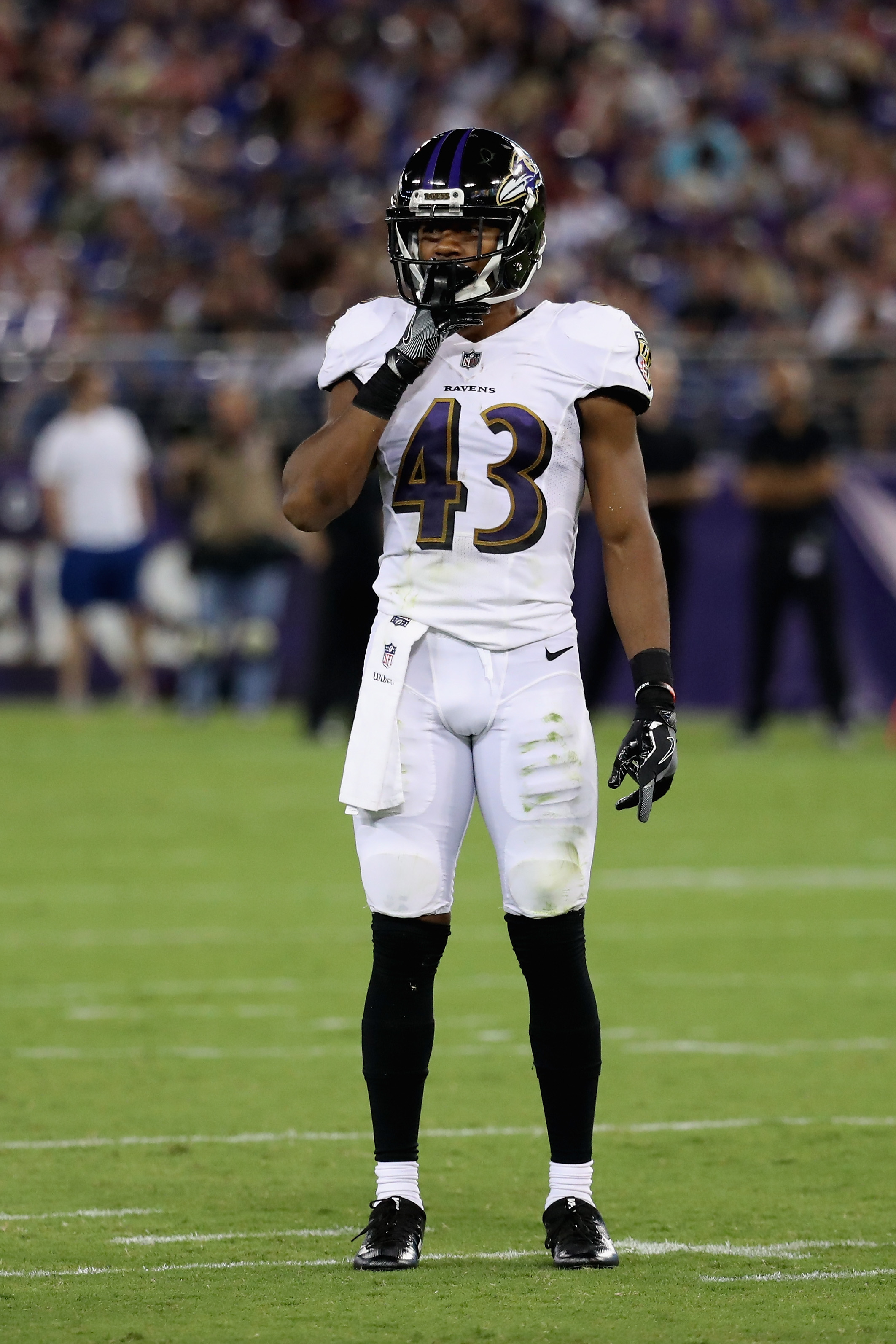 Ravens Injury Report: Jaylen Hill absent from practice again