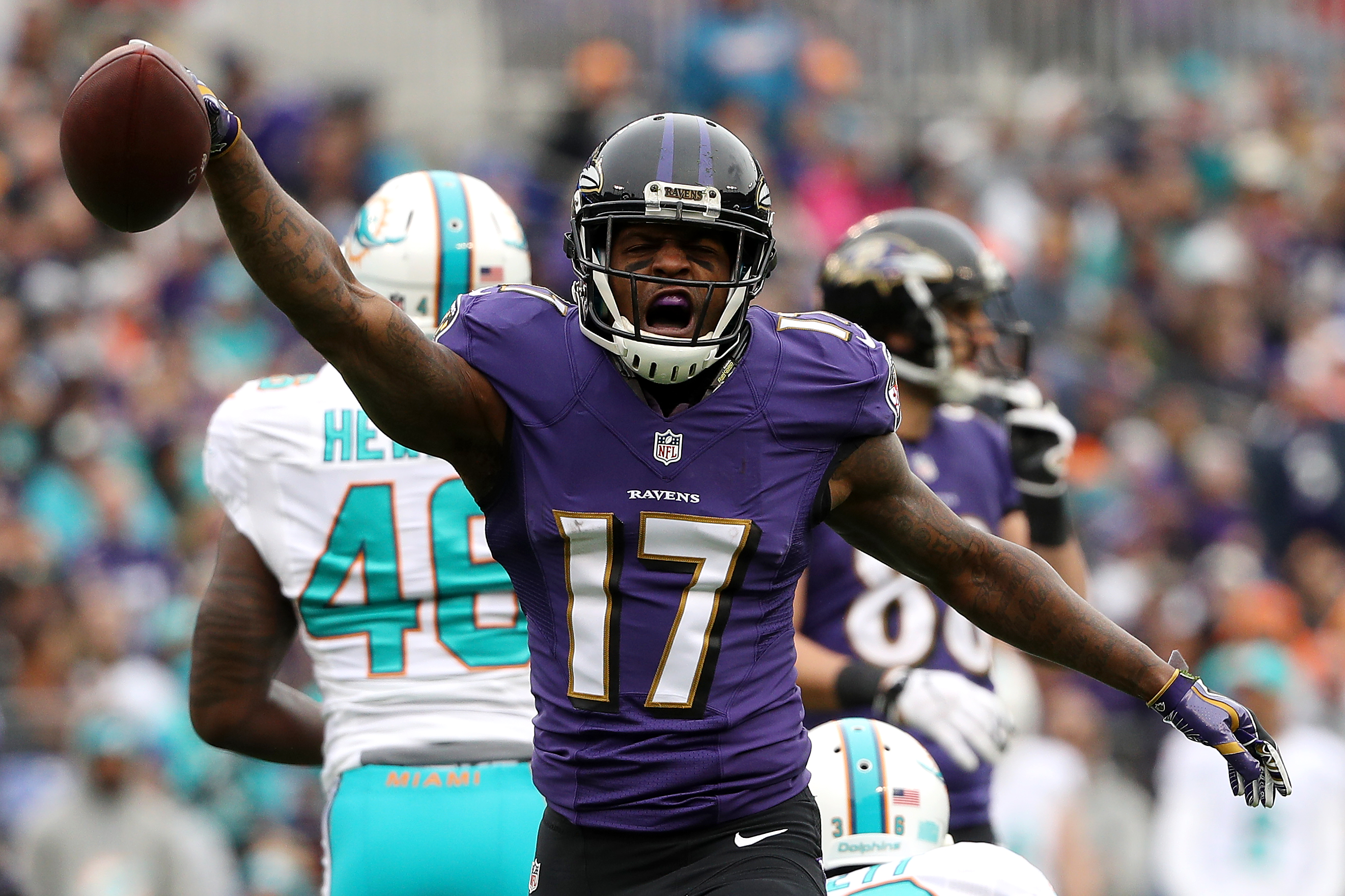 Baltimore Ravens: 3 reasons they should re-sign Mike Wallace