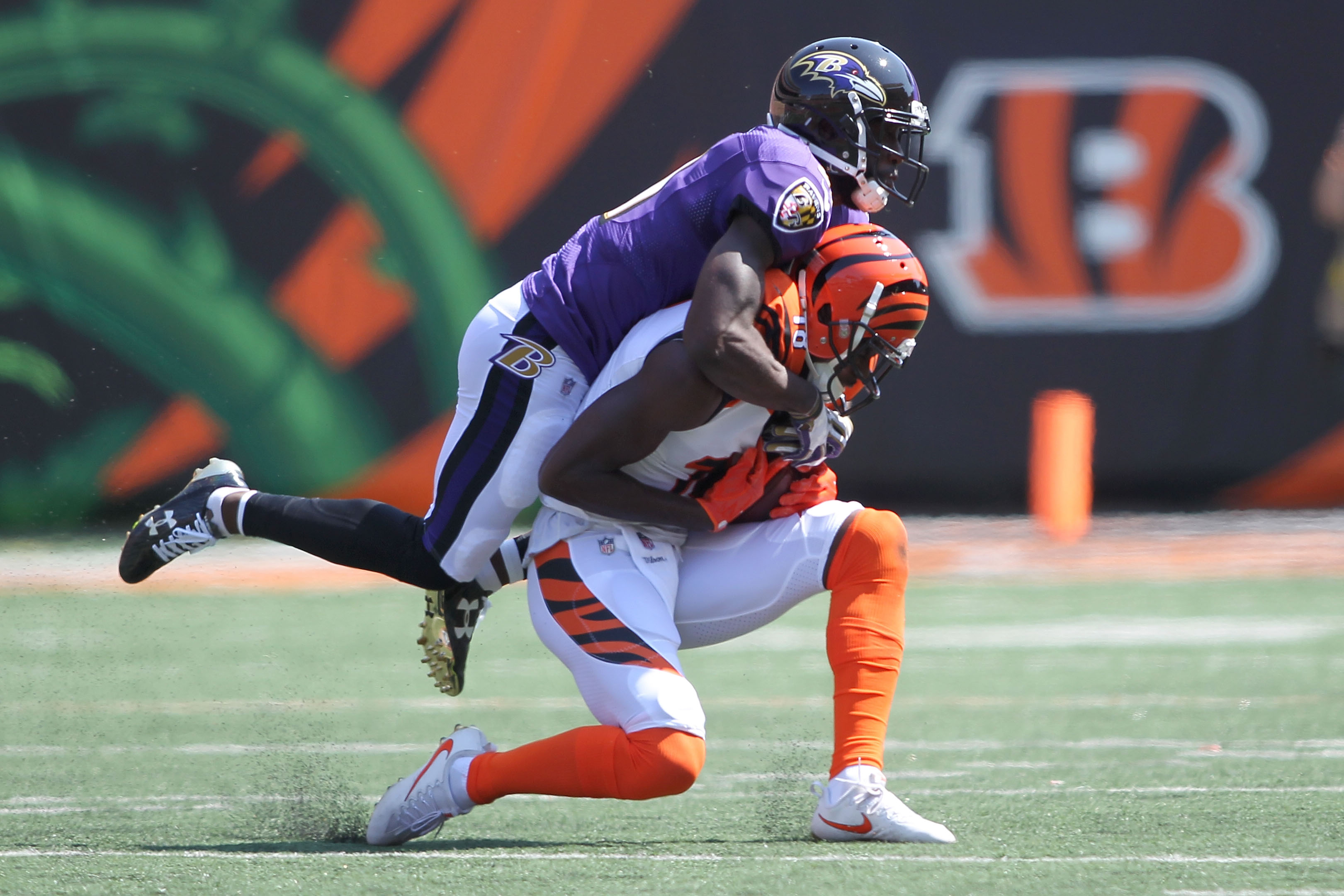 Bengals' Dalton atrocious in shut-out loss to Ravens