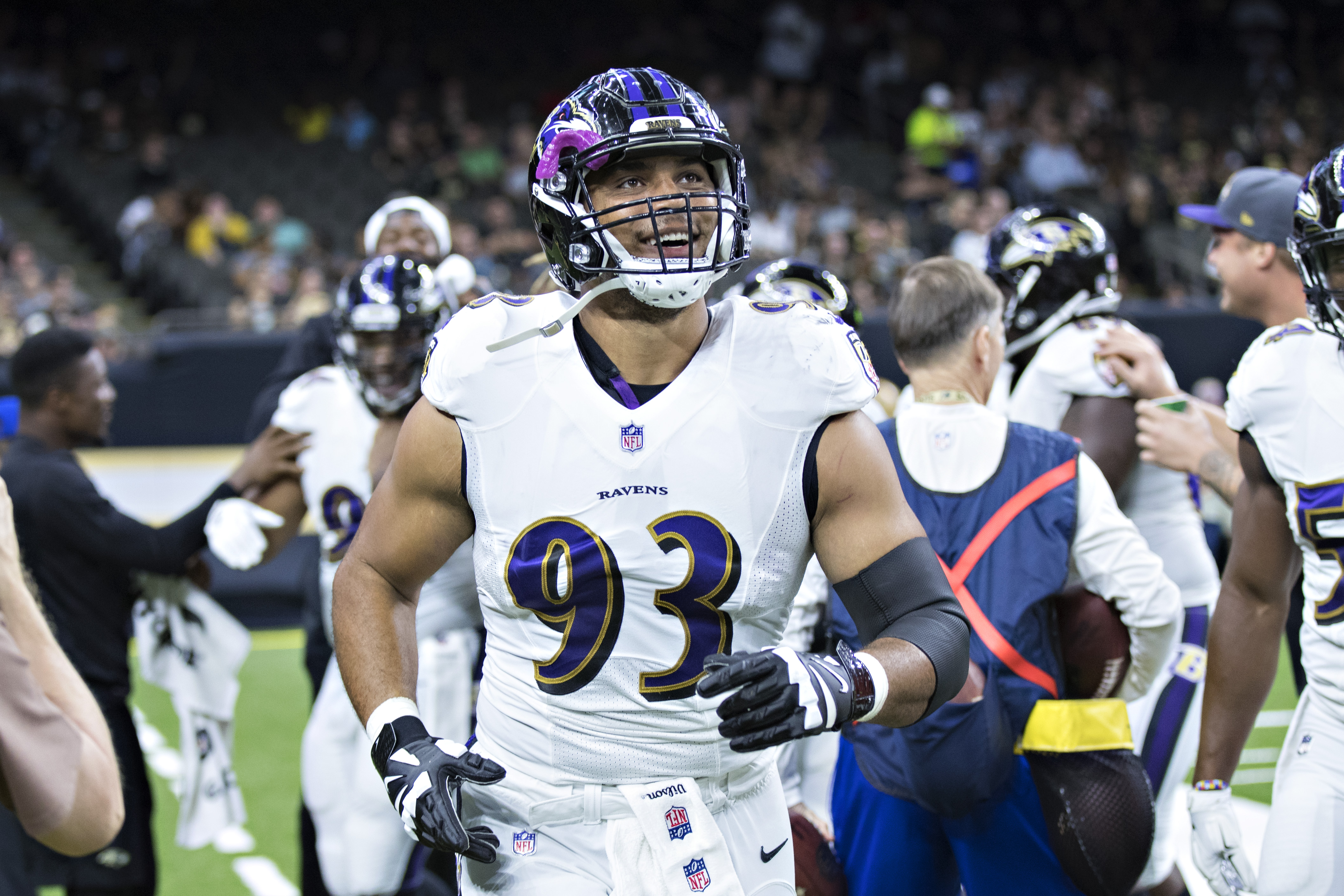 Reacting to the Ravens trading Chris Wormley to the Steelers