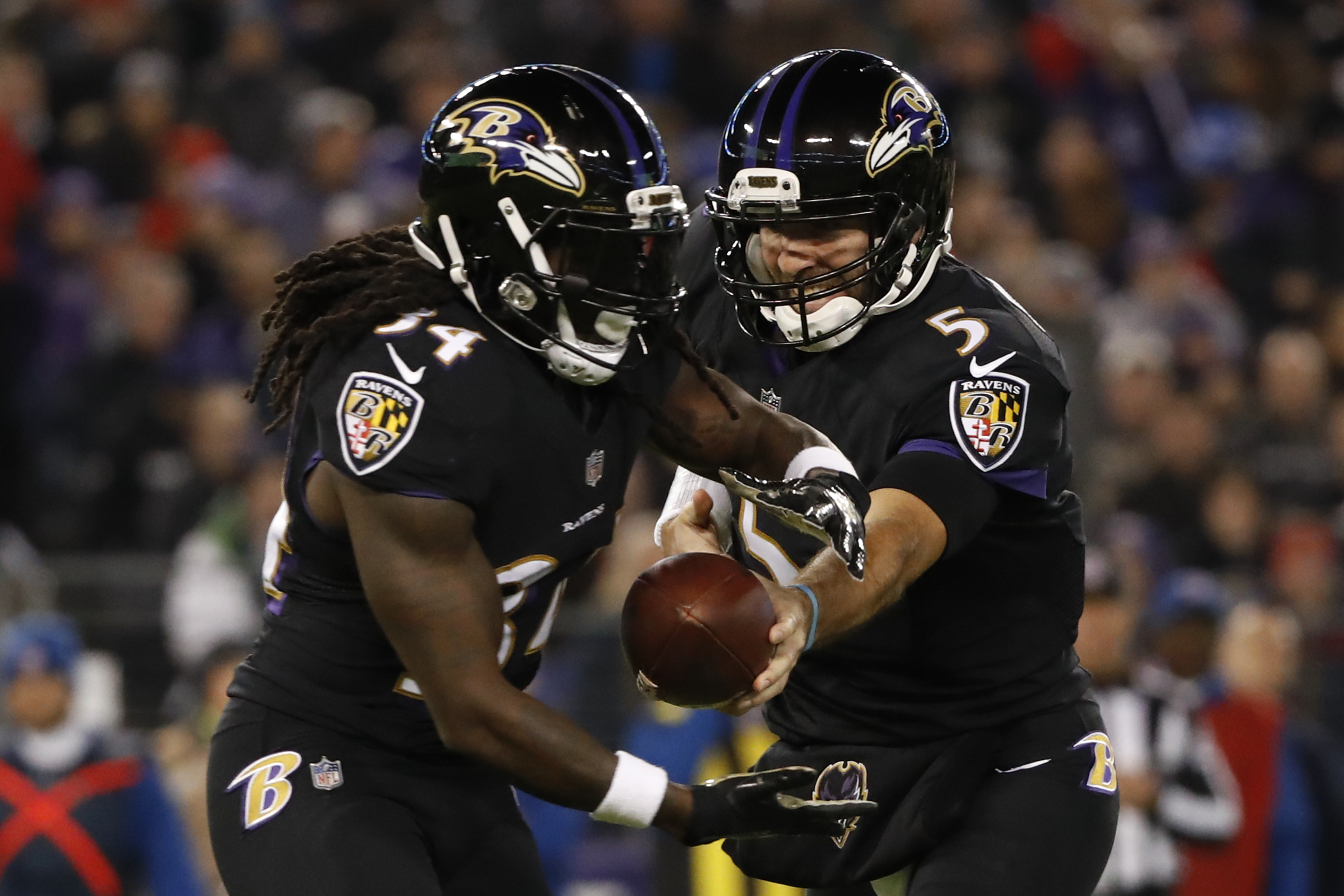 Cincinnati Bengals keep Baltimore Ravens out of playoffs
