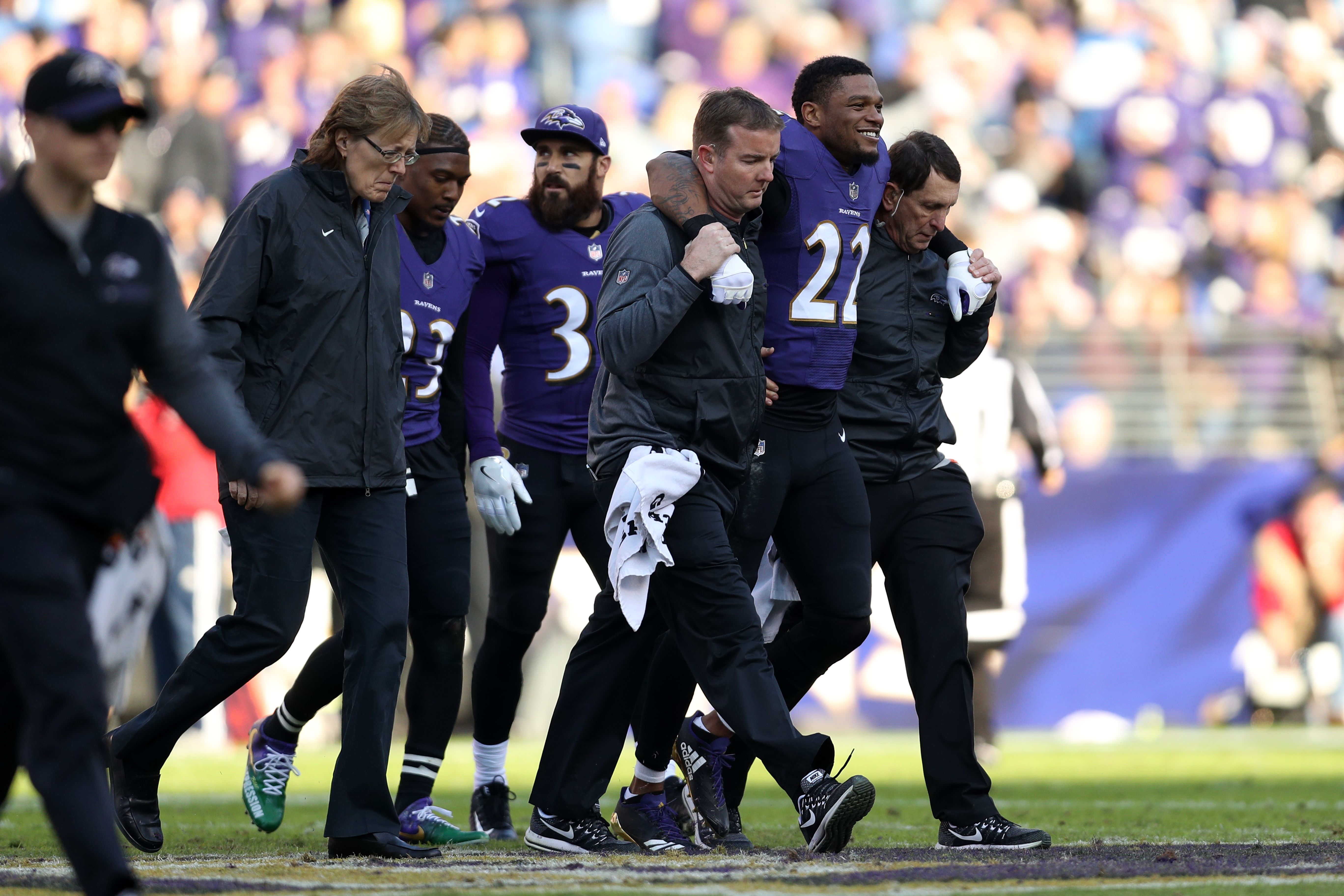 Jimmy Smith Suspended 4 Games For Performance Enhancing Substance