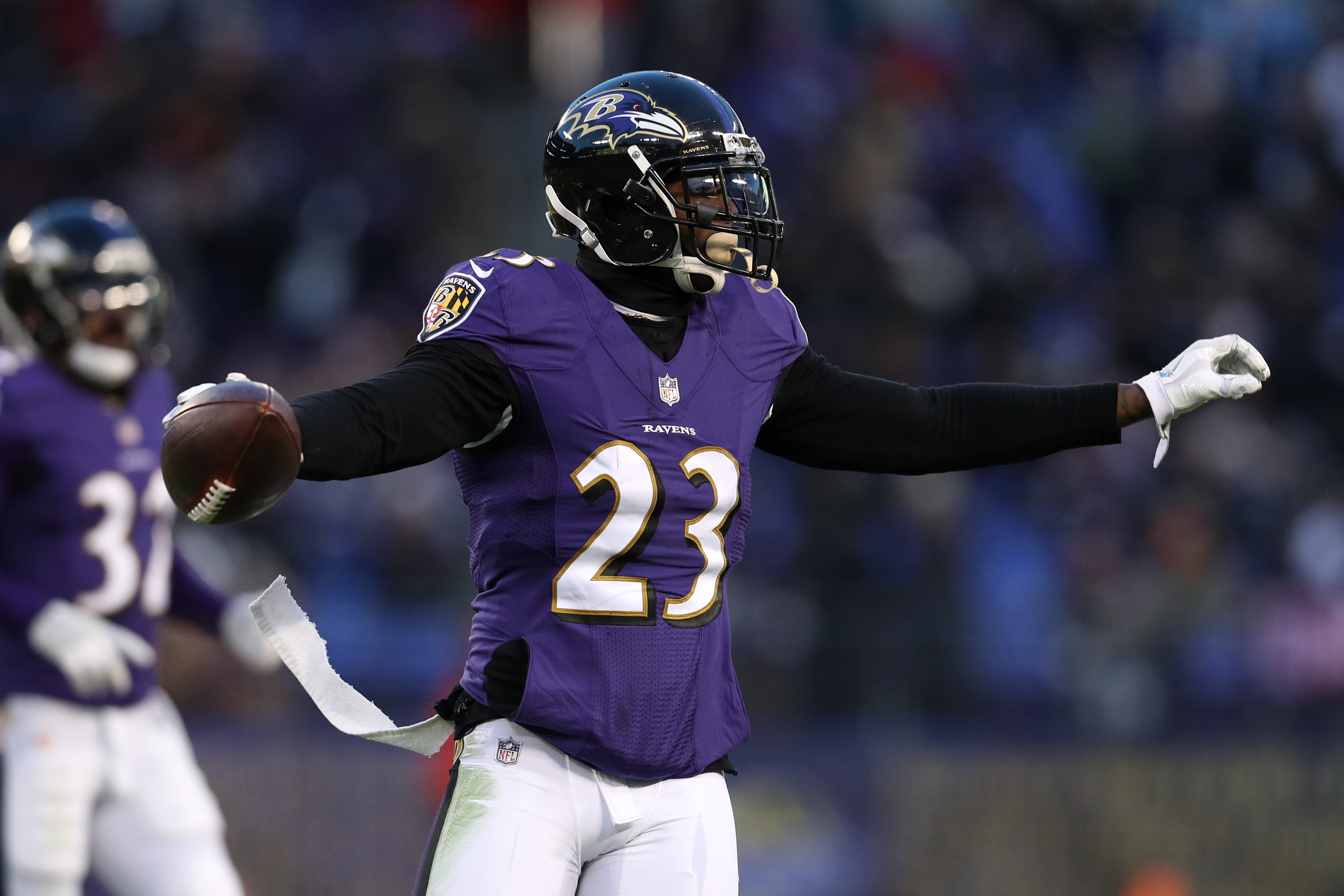 Baltimore Ravens will get a big season out of Tony Jefferson