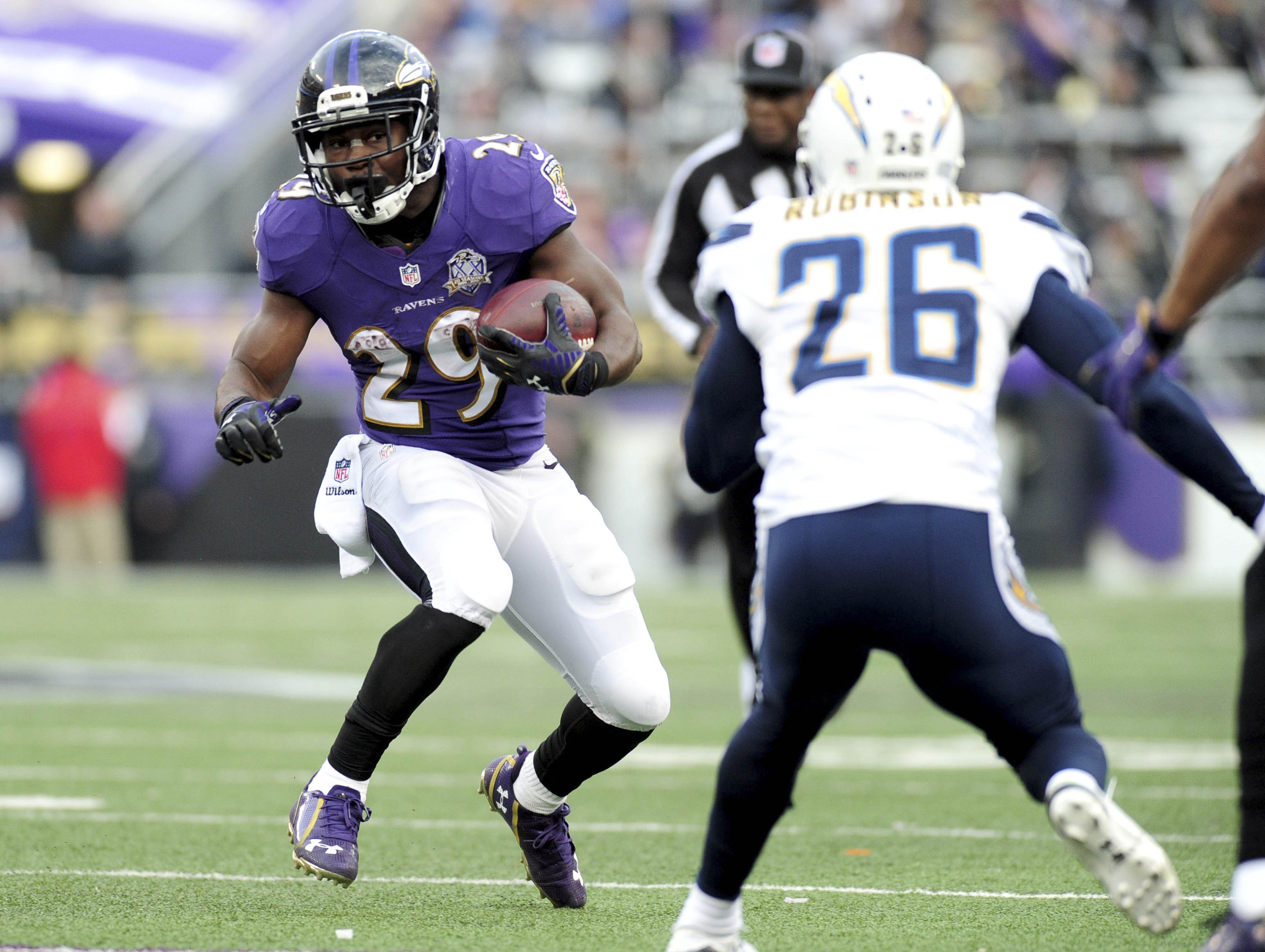 Baltimore Ravens 3 Former Players Still Being Paid In