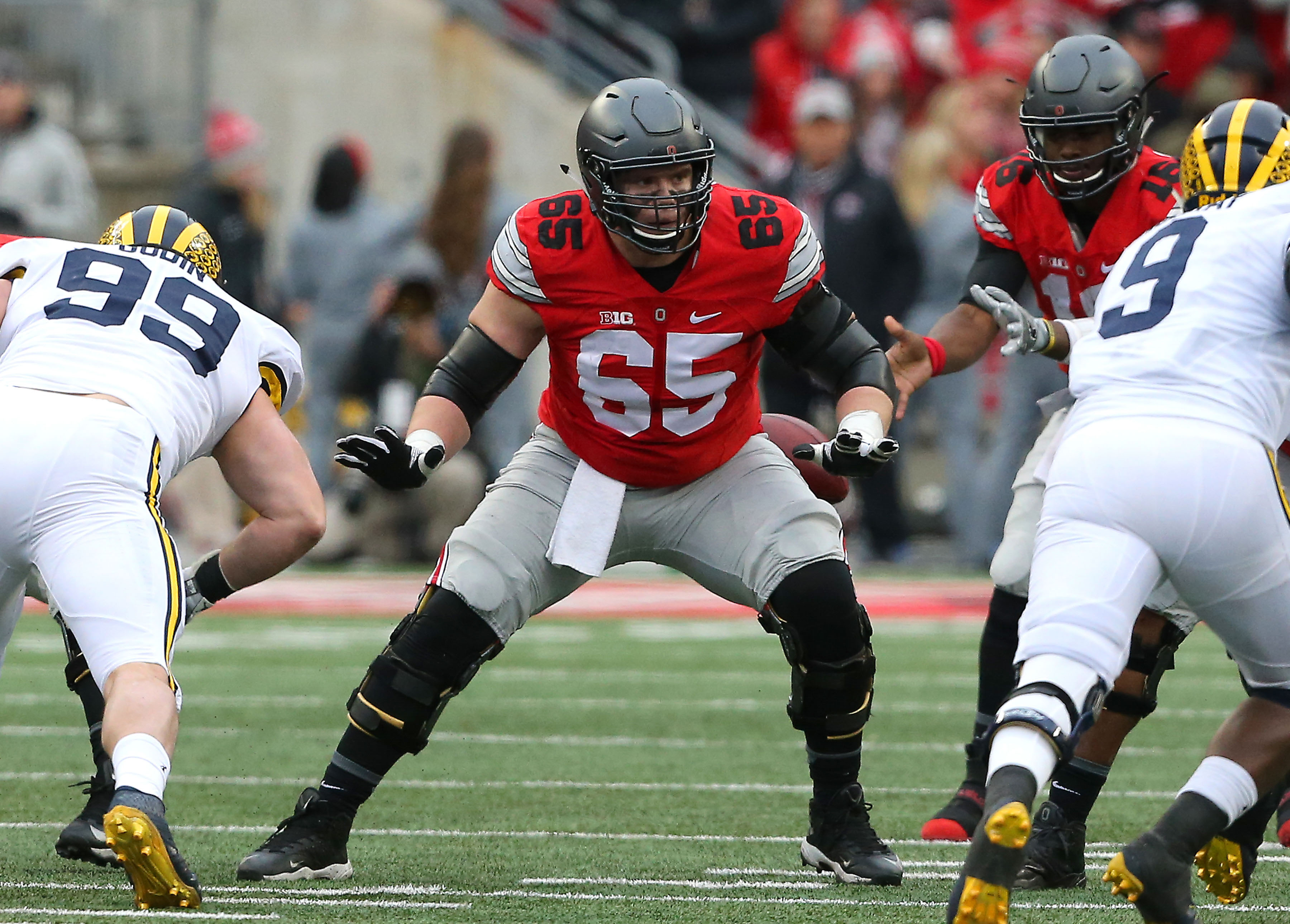 Baltimore Ravens: 1st and 2nd Round Mock Draft 5 0 - Page 3