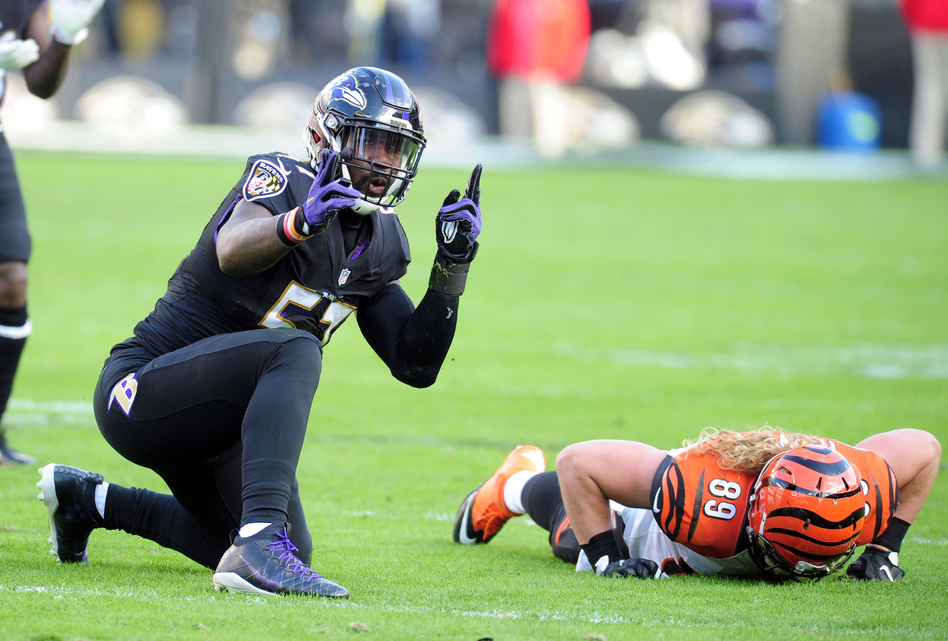 How C J Mosley Can Win Defensive Player of the Year Page 2