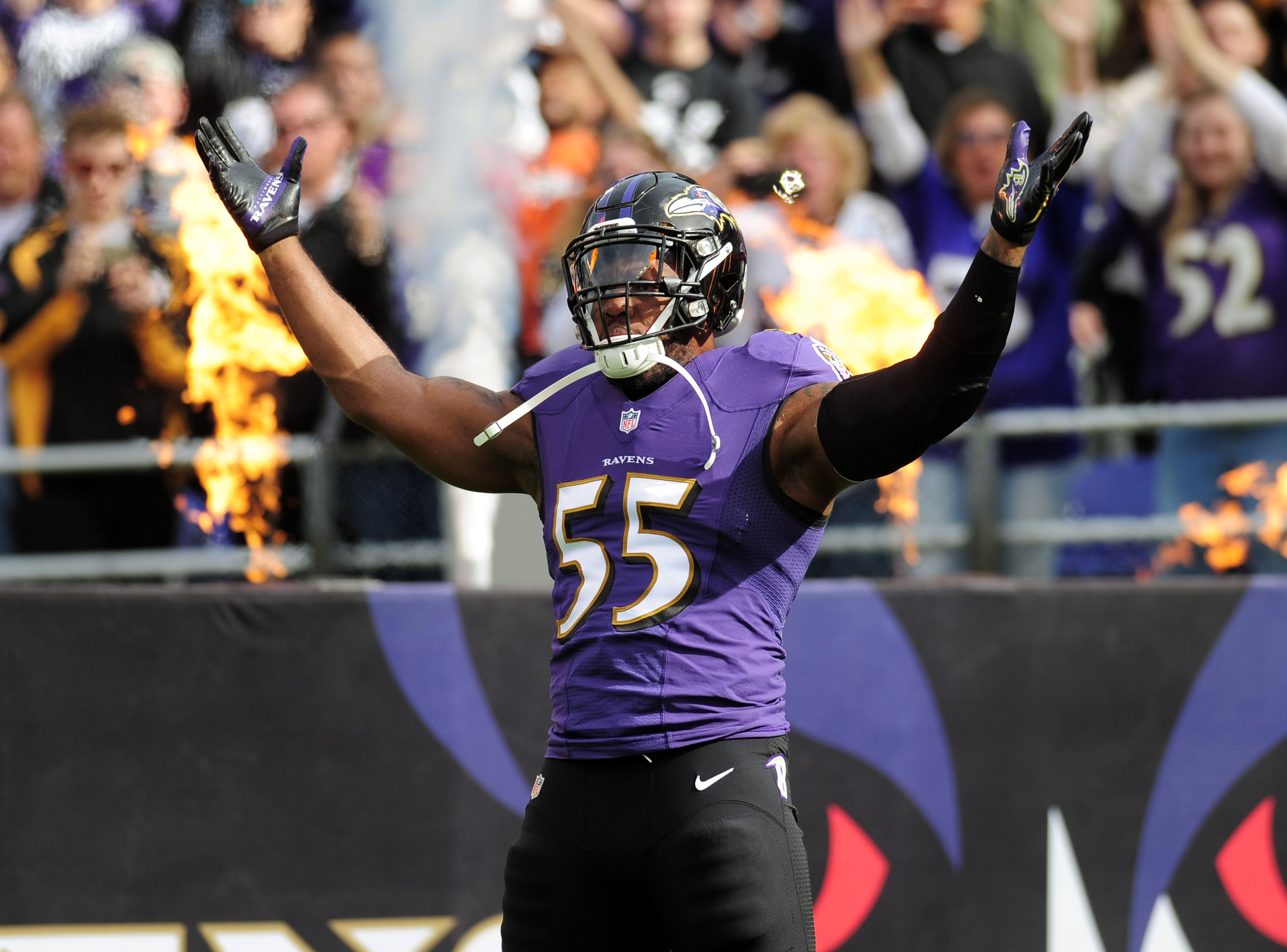3 Reasons Why 2017 Will Be Terrell Suggs Last Season Page 2